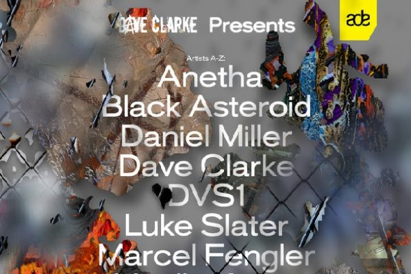 Dave Clarke announces DVS1, Luke Slater, Paula Temple and more for his ADE night at Melkweg