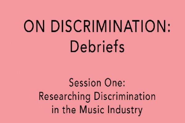On Discrimination: Debriefs with shesaid.so